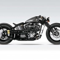 Zero Engineering Type 9 Softail Wallpaper