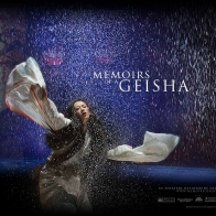 Zhang Ziyi In Memoirs Of A Geisha Wallpaper
