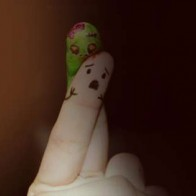 Zombie Finger Cover