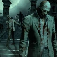 Zombies Walking Cover