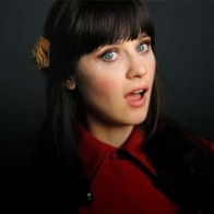 Zooey Deschanel Cover