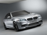 2011 bmw m5 concept car hd wallpapers