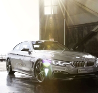 2013 bmw 4 series coupe concept hd wallpapers