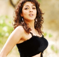 Actress Kajal Agarwal Wallpaper