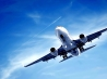 airliner in the sky wallpaper