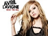 avril lavigne what the hell wallpaper