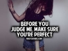 before you judge me cover