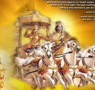 bhagavad gita wallpapers for desktop hd