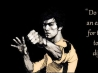 bruce lee quote cover