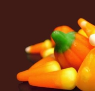 candy corn cover
