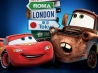 cars 2 london tokyo wallpapers