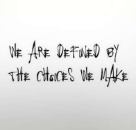 choices we make cover