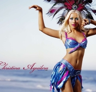 Christina Aguilera Wallpaper 1