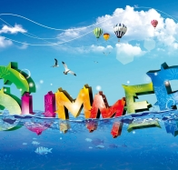 cool summer wallpapers
