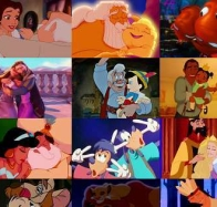 disney collage cover