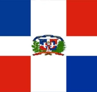 dominican flag cover