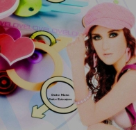 dulce maria34 wallpaper