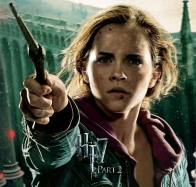 emma watson in harry potter and the deathly hallows part 2 wallpapers