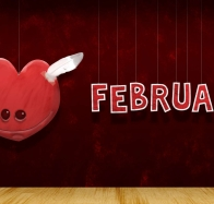 February Month Of Love Wallpapers