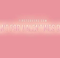 for valentines day cover