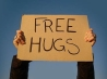 free hugs cover