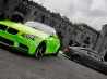 green bmw m3 2 hd wallpapers