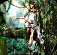 hd girls in jungle pictures
