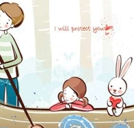 I Will Protect You Facebook Timeline Cover