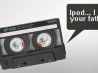 ipod i am your father cover