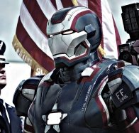 iron patriot in iron man 3 hd wallpapers
