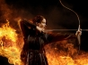 jennifer lawrence in the hunger games hd wallpapers