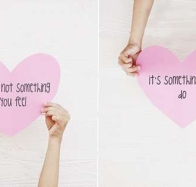 love is something you do cover