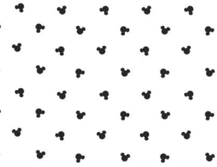 Mickey Mouse Pattern Cover