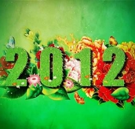 new year 2012 cover