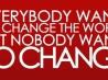 nobody wants to change cover