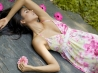 Pink Indian Model Wallpapers