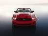 red mustang car wallpaper