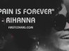 rihanna lyrics cover