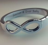 Ring, Forever And Ever Baby Wallpaper