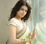 Samantha In Saree wallpaper