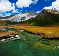 scenery in southwest china