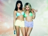 selena gomez and vanessa hudgens wallpaper