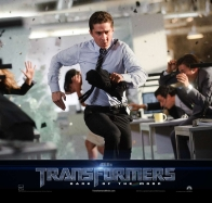 shia labeouf in transformers 3 wallpapers