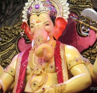 shri ganesh widescreen hd wallpapers
