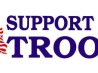 support our troops cover