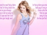 taylor swift quote cover