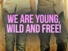 young wild and free cover