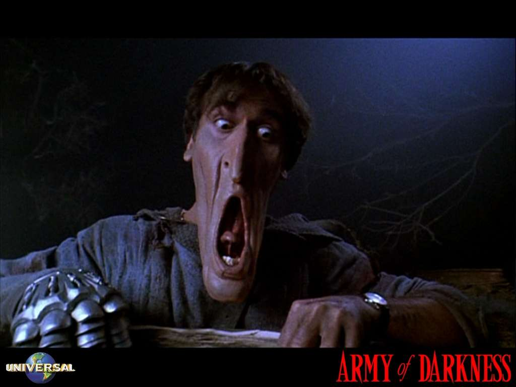 Army Of Darkness 13 Wallpaper : Hd Wallpapers