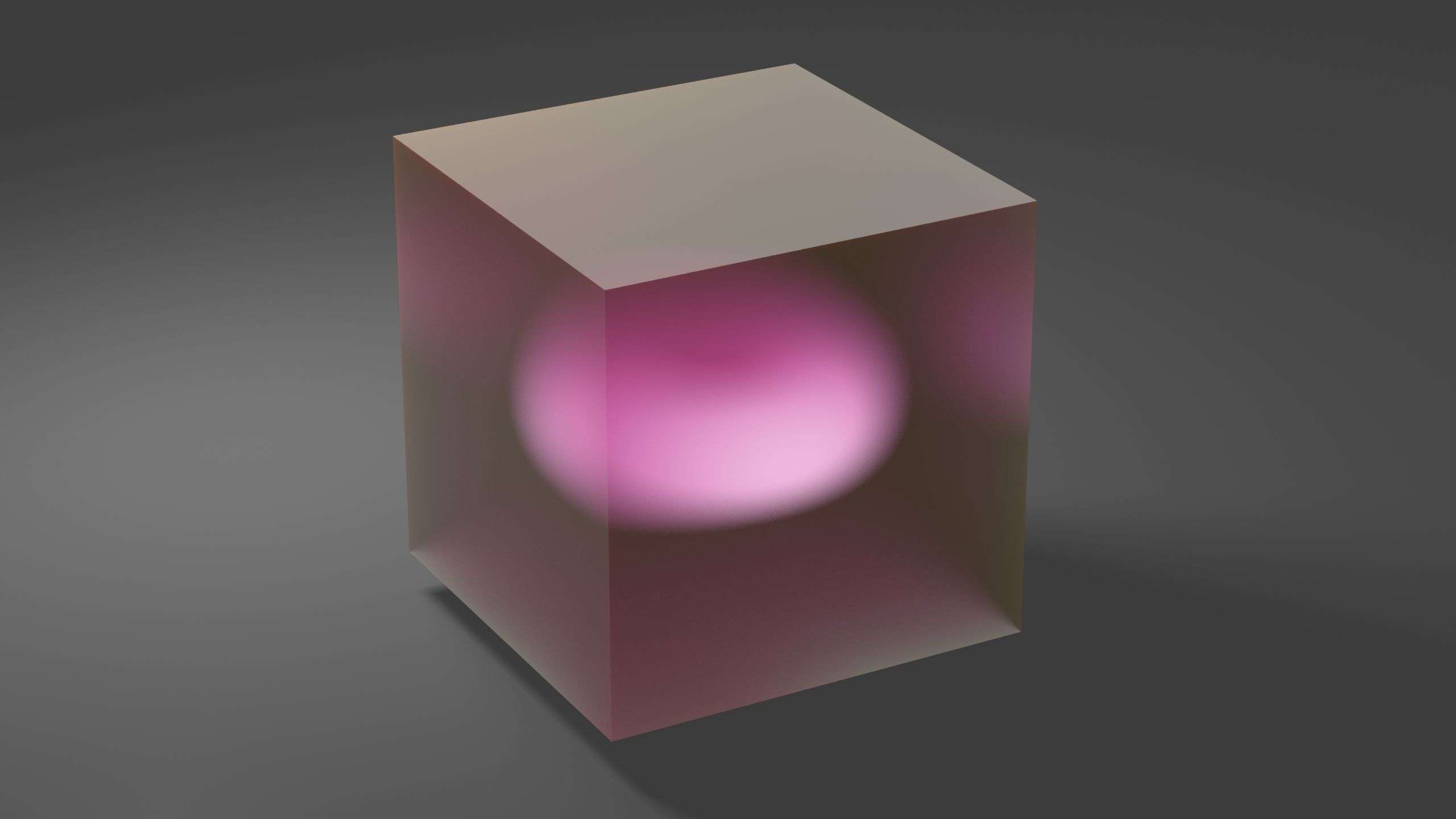 Cube Glass Ball : Hd Wallpapers