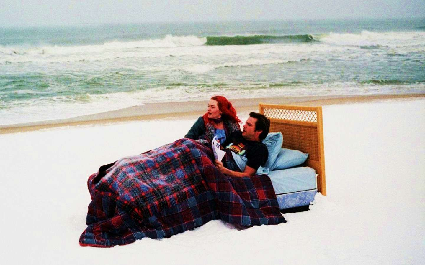 View Of Eternal Sunshine Of The Spotless Mind Wallpaper Hd